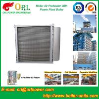 Quality Boiler Spare Part CFB Boiler APH , Plate Type Air Preheater For Boiler for sale