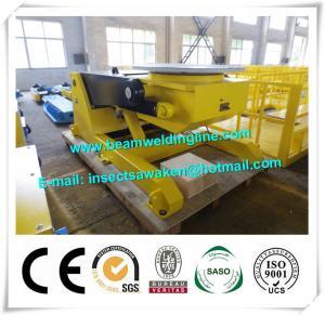 High Precision Industrial Column Welding Positioner Turntable Europ Type
