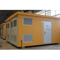 Wholesale 11kV Outdoor Compact Transformer Substation Integrated Substation RMU IP4X from china suppliers