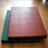 Wholesale Anti-fatighue no-pollution rubber tile flooring tiles for playground from china suppliers
