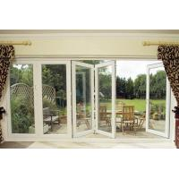 Wholesale Indoor / Outdoor Commercial Aluminium Doors AS2047 CSA Standard Exterior Glass from china suppliers