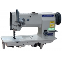 Wholesale 9mm Lockstitch Sewing Machine Industrial Double Needle Sewing Machine from china suppliers
