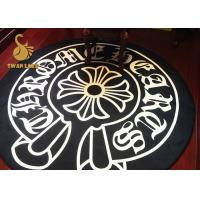Wholesale House Entrance Carpet Underlay Felt Custom Logo Mat With TPR Backing Door Mats from china suppliers