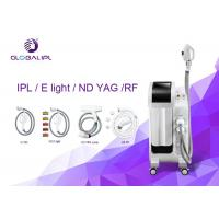 Buy cheap Wrinkle Removal Skin Tightening Pigment Therapy RF Elight IPL Laser Beauty from wholesalers