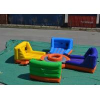 Wholesale Safety Portable Inflatable Hungry Hippo board game For Kid Playground from china suppliers