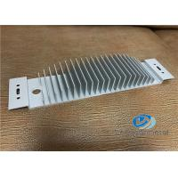 Wholesale Aluminum Extruded Shapes / Heatsink Profile With Precise Cutting from china suppliers
