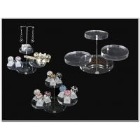 Wholesale Clear Brilliant Acrylic Jewellery Display Stands For Earring Display from china suppliers