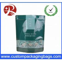 Wholesale Aluminum Foil Sealable Plastic Food Packaging Bags , Shrink Plastic Bags For Frozen Food from china suppliers