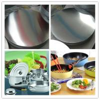 Wholesale High quality Aluminum Discs / Circle  Alloy  1050 1060 3003 Soft    0.3mm to 3.0mm for cookware from china suppliers