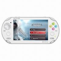 China Handheld Game with 16GB storage allowing huge game download on sale