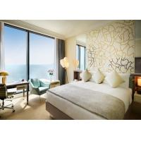 Customized Contemporary Luxury Hotel Bedroom Furniture Set For 5 Star Hotel for sale