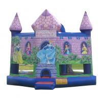 Wholesale Inflatable Princess Castle from china suppliers