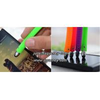 China Promotion gift cheap gift screen touch wrist pen for smart phone on sale