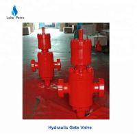 Wholesale API 6A Oilfield High Pressure Hydraulic Gate Valve for Oil & Gas Industry from china suppliers