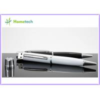 Pen Shape USB Flash Drive / USB Flash Pen Drive with Custom Logo