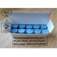 Wholesale Growth Hormone Releasing Hormone Tesamorelin Powder Reduce Body Fat from china suppliers