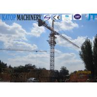 Wholesale 16t load 7040 fixed building tower crane for export from china suppliers