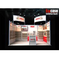 Buy cheap Modular and Portable Aluminium  Materials 10x20 Trade Show Booth from wholesalers