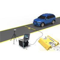 Wholesale Mobile Under Vehicle Surveillance System , Portable Under Car Inspection Machine from china suppliers