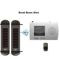 Wholesale BREAK BEAM SYSTEM SOLAR POWERED WIRELESS SECURITY SYSTEM from china suppliers