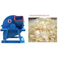 Buy cheap Factory price hydraulic wood shaving machine for livestock chicken horse bedding from wholesalers