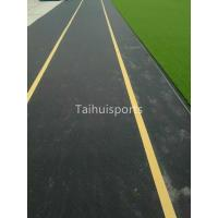 Buy cheap Sports Flooring Shock Pad Foam Underlay For Fake Grass Water Proof from wholesalers