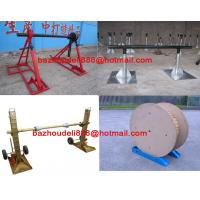 Buy cheap Cable Drum Scissor Lift Stand&cable drum jacks from wholesalers