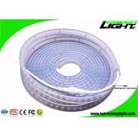 China Industrial High Lumen Led Strip Light 10m/Roll Rope Lights SMD 5050 Ribbon Lamp Power Source 600 Led/Rell Tape Lighting for sale