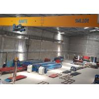 Quality Electric Single Girder Overhead Bridge Cranes Traveling Type LDX3t-18m for sale