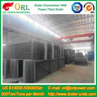 210 MW CFB Boiler Petroleum Metallurgical Industry Heating Boiler Economizer SGS