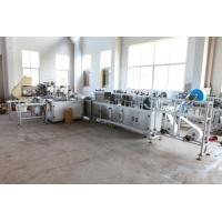 Wholesale Horizontal Disposable Surgical N95 Face Mask Making Machine from china suppliers