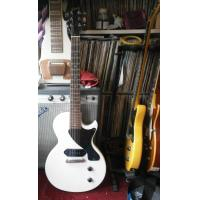 Wholesale 1954-56 Gibson Les Paul Junior Jr White - Players Guitar from china suppliers