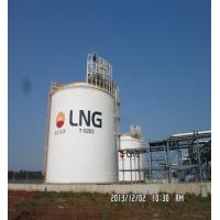 Wholesale 20000m3 LNG Liquefaction Plant LNG Storage Tank Cryogenic Process Engineering from china suppliers