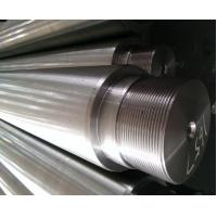 Wholesale Tensile Strength > 750 Mpa Chrome Piston Rod For Hydraulic Cylinder from china suppliers
