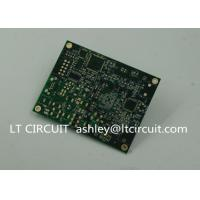 Quality 1.6mm PAD FR4 Multilayer Printed Circuit Board High Precision Prototype for sale