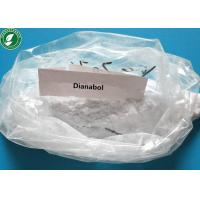 Wholesale Muscle Fitness Dianabol Anabolic Steroids For Athletes White Solid Type 72-63-9 from china suppliers