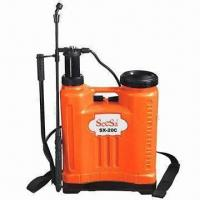 Wholesale Pressure Sprayer with PVC Hose and PP Handle, Available in Capacity of 20L from china suppliers