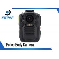 Quality 1296P Wireless Law Enforcement Body Camera Battery Life Long High Resolution for sale