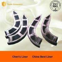 Pearlitic Cr-Mo Alloy Steel Mill Liners High Stability Noise Reduction for sale