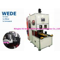 Wholesale 1 Head Fan Coil Winding Machine , 2 Poles Induction Motor Winding Machine from china suppliers