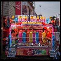 Buy cheap Happy dancing! Portable Mini Miami Amusement Carnival Rides from wholesalers