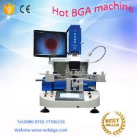 Wholesale MCGS touch screen bga rework station WDS-620 with ccd camera for led playstation motherboard repair from china suppliers
