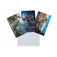 Wholesale Dinosaur Design 3D Lenticular Postcard 3D Souvenir For Museum from china suppliers