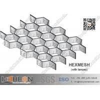 Wholesale Stainless Steel Hexmetal Grate   2.0X20X50mm   China Hexmetal Manufacturer from china suppliers