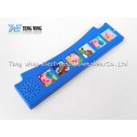 Quality 6 Button Push Button Sound Module Sound Board Kids Sound Book Of Child Three Pig for sale