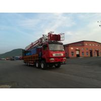 Buy cheap Multifunctional Oilfield Vehicles Flushby Rig For Well Flushing / Sand Washing Workover serices Well repairing from Wholesalers