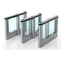 Wholesale Toughened Glass Wing Slim High Speed Gate Systems Servo Driver from china suppliers