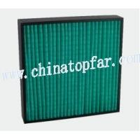 China Panel filter,disposable pleated panel filter,air filter for sale
