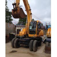 Buy cheap Used Hyundai 130-5 excavator from wholesalers