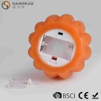 Wholesale Indoor Halloween LED Candles Light for Holiday Decorative Pumkin Shaped from china suppliers